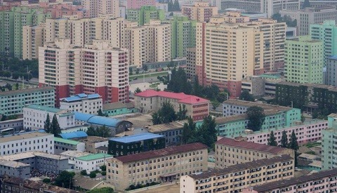 See Inside the 'Hermit Kingdom' of North Korea With This Surreal Photo Series