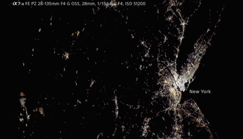 Incredible 4K Footage From Sony's a7S II Captures Earth From the International Space Station