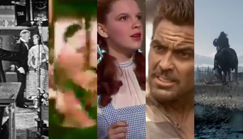 The Evolution of Color in Film