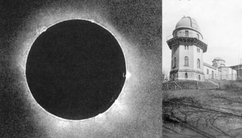 How Berkowski Got the First Solar Eclipse Shot