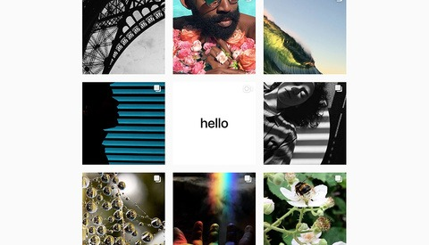Apple Launches Instagram Account, Wants You to Take Part