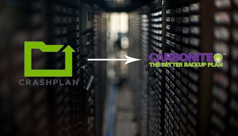 CrashPlan Backup Service Abandons Home Users as It Jumps for Enterprise