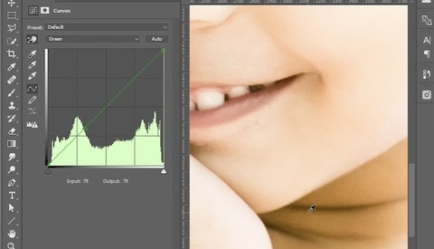 How to Quickly Remove Color Casts Using Curves in Photoshop