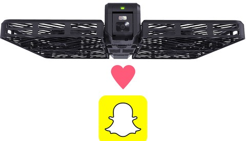 Is Snap Looking to Get Into Drones, In Talks With Hover?