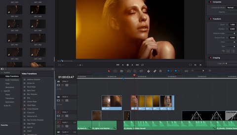 How to Make DaVinci Resolve Playback Faster In Two Clicks