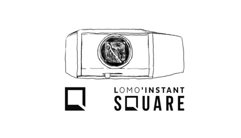 The Lomo'Instant Square - Fully Analog Instax Square Film Camera