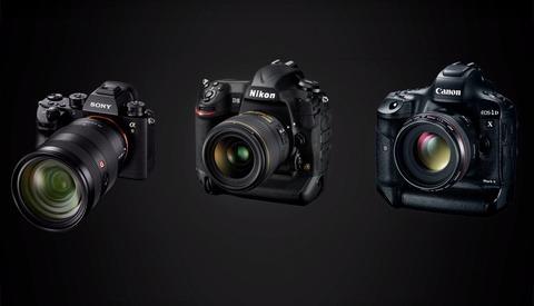 Epic Shootout Review: Sony a9 vs. Canon 1DX II vs. Nikon D5