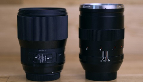 Focusing and Color Issues, Sigma 135mm f/1.8 Art vs. Zeiss 135mm f/2 In-Depth Review