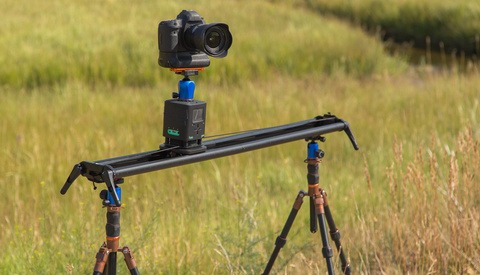 Making a Four Foot, Travel-Friendly Syrp Magic Carpet Slider