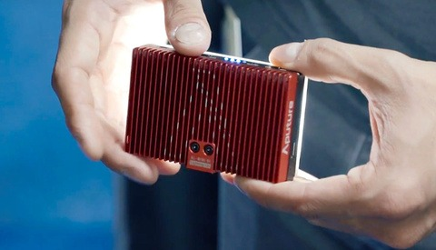 Aputure Amaran MX: The Ultra Bright, Color Accurate, Credit Card-Sized LED