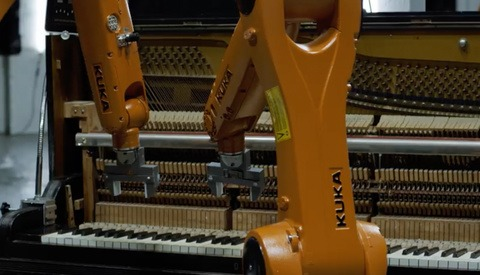 'Automatica':  Man and Machine Make Music Together