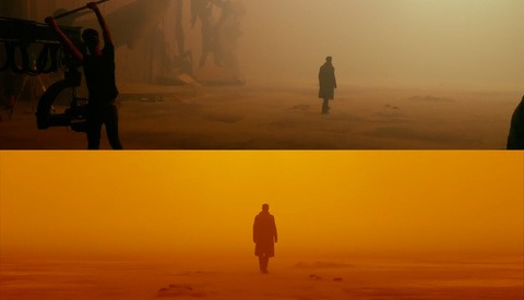 Behind the Scenes of the Film 'Blade Runner 2049'