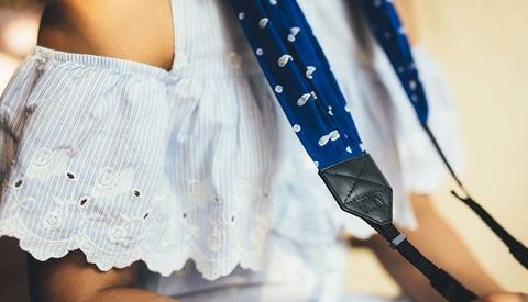 Hand-Woven Designer Camera Straps For Every Photographer