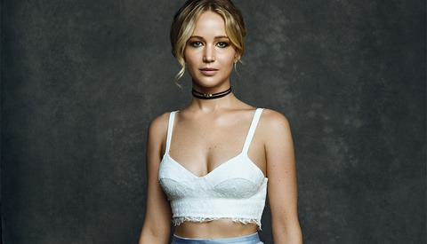 BTS: Photographing Jennifer Lawrence for Her Foundation on a Time Crunch