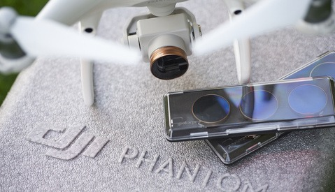 Fstoppers Reviews Polar Pro Filters for Drones