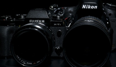Why Professionals Should Shoot DSLR and Mirrorless Cameras at the Same Time