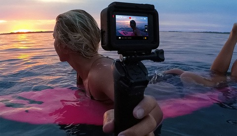 GoPro Unveils HERO6 Black and Fusion Action Cameras