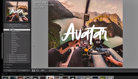 How to Use Any Lightroom Presets in the Lightroom Mobile App
