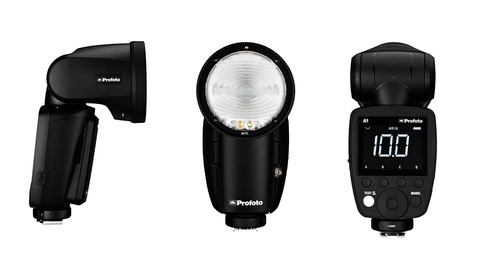 Profoto Announces World's Smallest Studio Light: Profoto A1