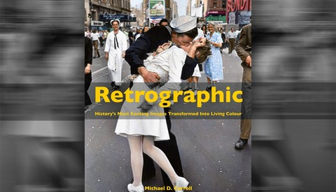 'Retrographic:' Historic Photos Colorized in New Book
