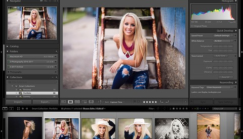 A Beginner's Guide to Lightroom: Part 2