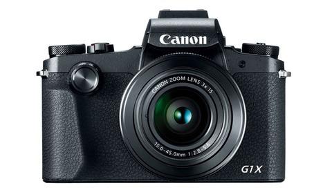 Canon Announces PowerShot G1 X Mark III