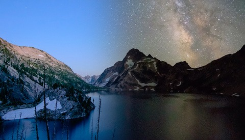 How to Create Day to Night Time-lapse Footage