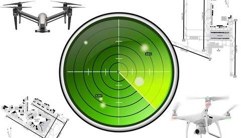 Overview of AeroScope, a New DJI System to Track and Identify Drones