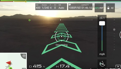 Learn the DJI Drone Intelligent Flight Modes