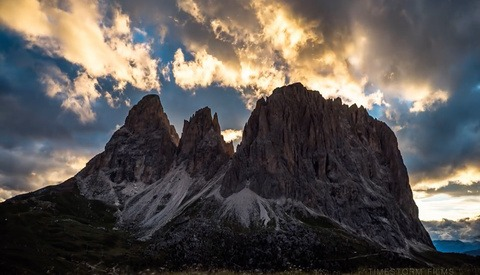An 8K Time-Lapse of the Dolomites