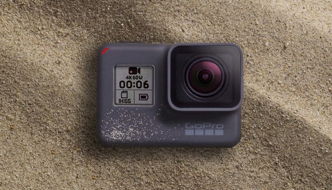 Fstoppers Reviews the GoPro HERO6 Black