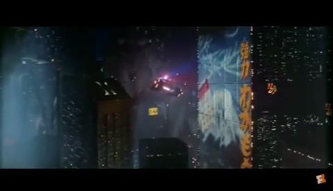 Production Stills from Original 'Blade Runner' Movie