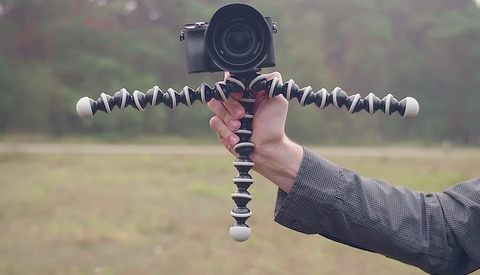 Five Gorillapod Hacks for Filmmakers