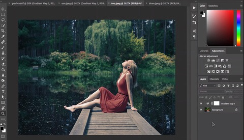 Quick Tips on How to Color Grade Your Photos Using Gradient Maps