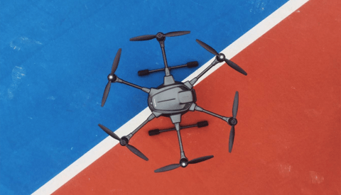 Fstoppers Reviews the Very Capable Typhoon H Drone by Yuneec