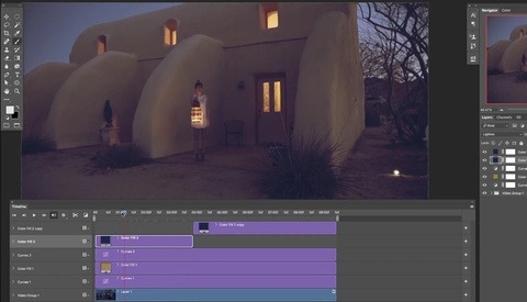 Color Grading Video in Photoshop in 14 Minutes