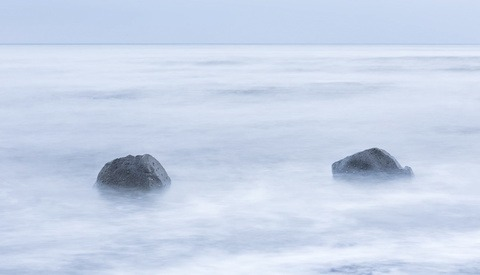 Three Variations on Long Exposure Landscape Photos