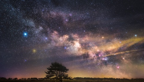 A Reason for Nightscape Photography