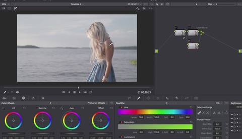 Orange and Teal Look on Your Videos With DaVinci Resolve 14
