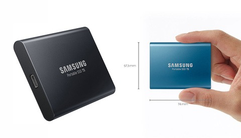 Samsung's T5 is a Simple, But Great Update to the Best Portable SSD Money Can Buy