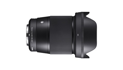 Sigma Announces the 16mm f/1.4 DC DN Contemporary Lens for Mirrorless Cameras