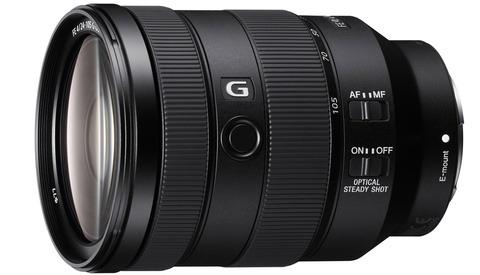 Sony Announces the FE 24-105mm f/4 G OSS Full-Frame Zoom Lens