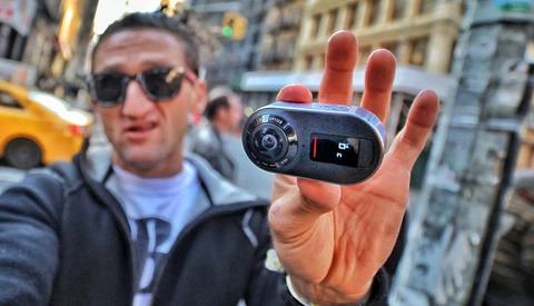 Casey Neistat Reviews the Rylo 360-Degree Camera