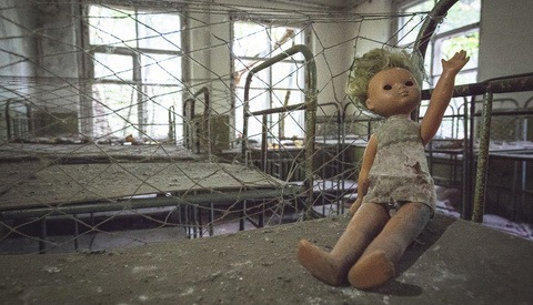 Is Every Photograph From Chernobyl a Lie?