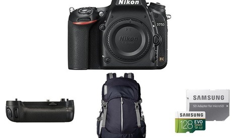 The Nikon D750 Is On Sale For Cyber Monday