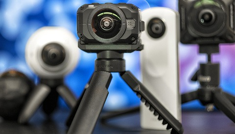 Fstoppers Reviews the Garmin VIRB 360: Cream of a Very Small Crop