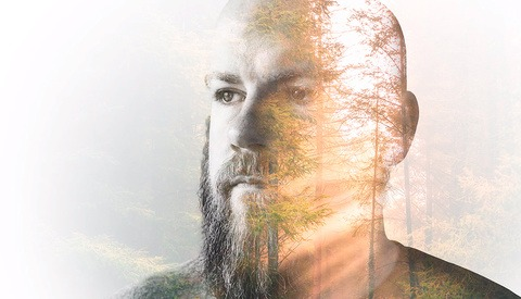 Photoshop tutorial. How to create a double exposure. Irish Photoshop instructor. Photo editing with photoshop.