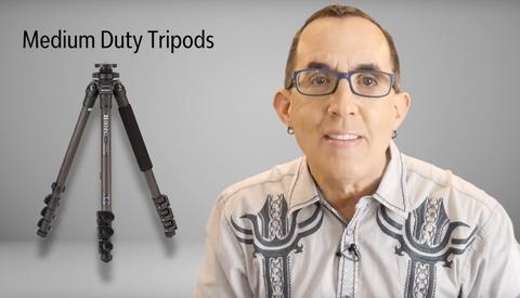 The Rundown on Choosing a Tripod That Fits You