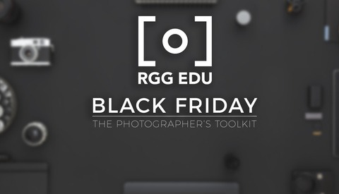 Get The 'Photographer's Toolkit' For Free: Black Friday Deals 2017
