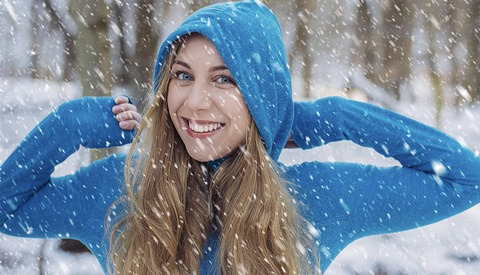 How to Add Snow to a Photograph Using Photoshop